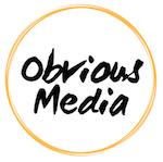 Obvious Media Logo