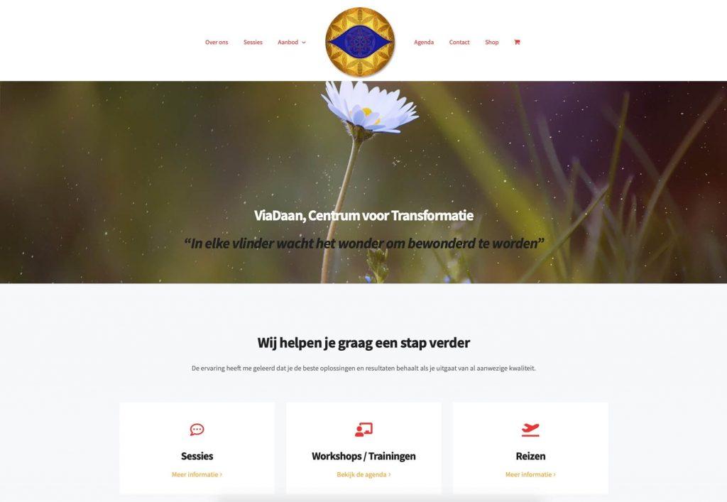 Viadaan - Website realisatie: Obviousmedia.nl